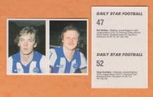 Brighton Hove Albion Peter Suddaby Neil McNab