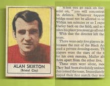 Bristol City Alan Skirton 1969