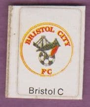 Bristol City Badge (B)
