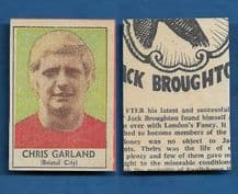 Bristol City Chris Garland 1970