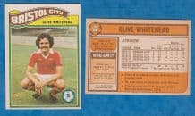 Bristol City Clive Whitehead 232