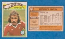 Bristol City Gerry Gow 45