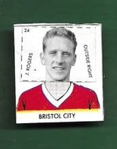 Bristol City Jimmy Rogers 24
