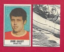 Bristol City John Galley 1968