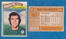 Bristol City Ray Cashley 296