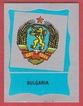 Bulgaria Badge 1986