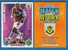 Burnley Andre Bikey Cameroon