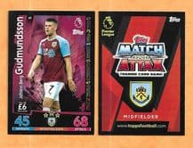 Burnley Johann Berg Gudmundsson 65 (JK)