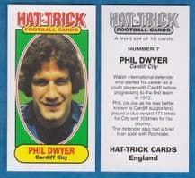 Cardiff City Phil Dwyer Wales