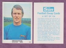 Carlisle United Chris Balderstone 118