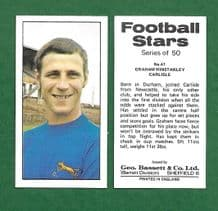 Carlisle United Graham Winstanley 41 (BS)