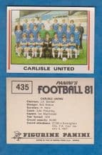 Carlisle United Team 435