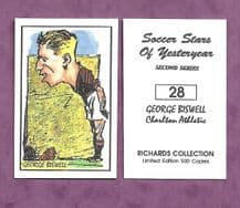 Charlton Athletic George Biswell 28