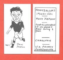 Charlton Athletic Hans Jepson 467