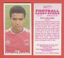Charlton Athletic Paul Williams 23