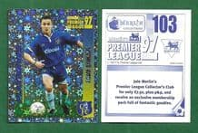 Chelsea Dennis Wise 103 (AS) Playmaker