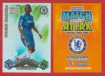 Chelsea Didier Drogba Ivory Coast Man of the Match