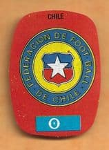 Chile Badge (WC82)