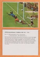 Chile v West Germany 1974 World Cup (10) Hoeness