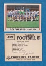 Colchester United Team 439