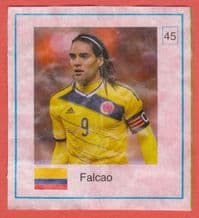 Colombia Radamel Falcao Monaco