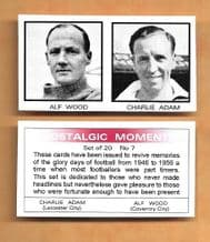 Coventry City Alf Wood & Leicester City Charlie Adam 7