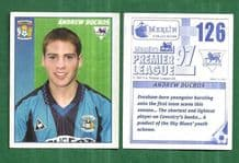 Coventry City Andrew Durcos 126 (AS)