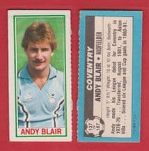 Coventry City Andy Blair 137