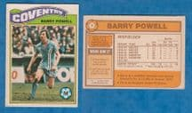 Coventry City Barry Powell 3