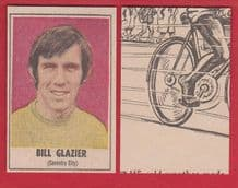 Coventry City Bill Glazier 1968