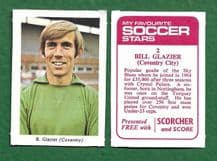Coventry City Bill Glazier 2