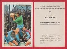 Coventry City Bill Glazier 53