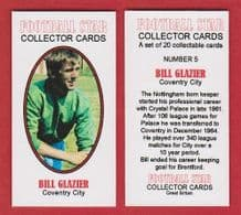 Coventry City Bill Glazier