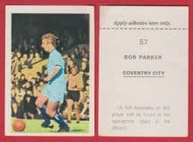 Coventry City Bob Parker
