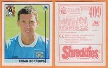 Coventry City Brian Borrows 409