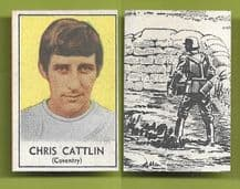 Coventry City Chris Cattlin 1969