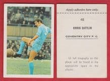 Coventry City Chris Cattlin 48