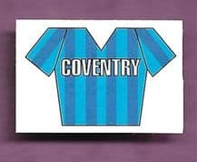 Coventry City Club Shirt (BCS)