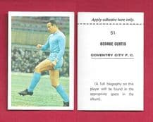 Coventry City George Curtis 51