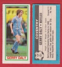 Coventry City Gerry Daly 135