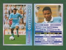 Coventry City John Salako England 28