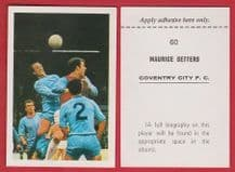 Coventry City Maurice Setters 60