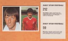 Coventry City Mick Coop Nottingham Forest Garry Birtles