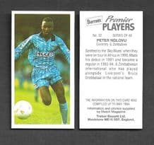 Coventry City Peter Ndlovu 32