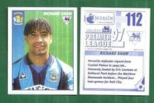 Coventry City Richard Shaw 112 (AS)
