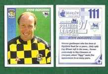 Coventry City Steve Ogrizovic 111 (AS)