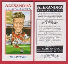 Crewe Alexandra Ashley Ward 15