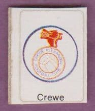 Crewe Alexandra Badge (B)