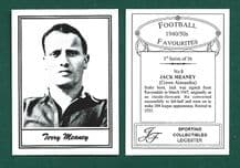 Crewe Alexandra Jack Meaney 8 (3) *** ERROR CARD