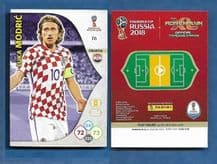 Croatia Luka Modric Real Madrid 2018 78